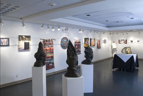 M. Rosetta Hunter Art Gallery